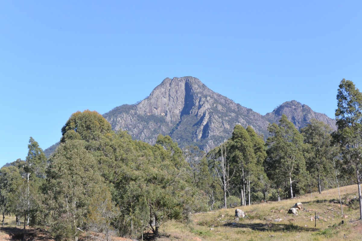 Trip Report - The East Face of Mt Barney